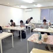 下北沢の洋裁教室SAIKAの教室風景20171004