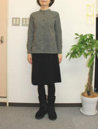 下北沢の洋裁教室SAIKAの生徒作品1070