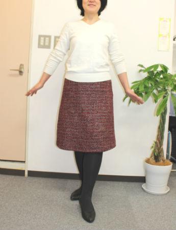 下北沢の洋裁教室SAIKAの生徒作品1073