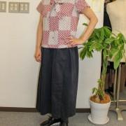 下北沢の洋裁教室SAIKAの生徒作品1081