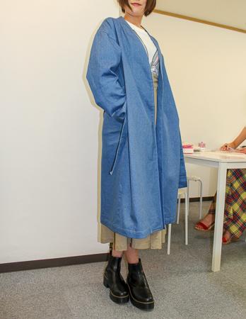 下北沢の洋裁教室SAIKAの生徒作品1151-2