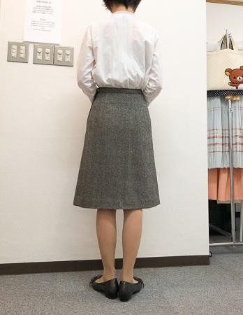 下北沢の洋裁教室SAIKAの生徒作品1162-3