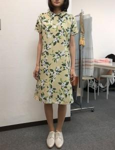 下北沢の洋裁教室SAIKAの生徒作品1168