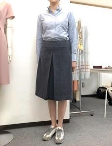 下北沢の洋裁教室SAIKAの生徒作品1171