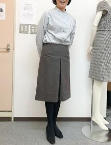 下北沢の洋裁教室SAIKAの生徒お家作品22