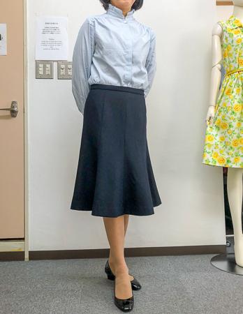 下北沢の洋裁教室SAIKAの生徒作品1233