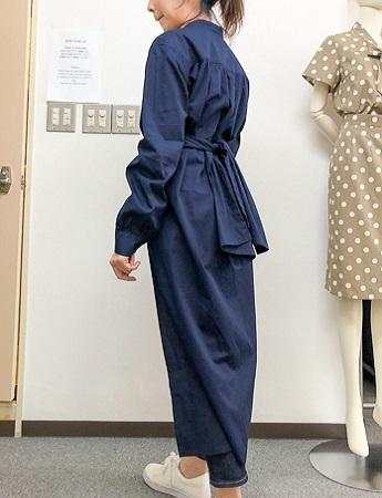 下北沢の洋裁教室SAIKAの生徒作品1270-2