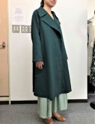 藤代さんコート仮縫い