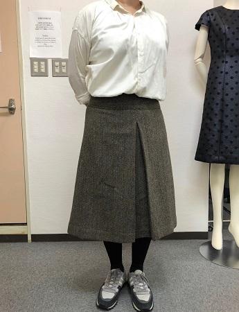 下北沢の洋裁教室SAIKAの生徒作品1403